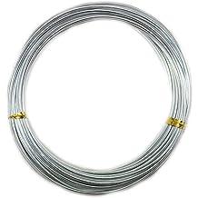 Craft Wire 3958-84 Wire Black 16 Gauge 7Ft